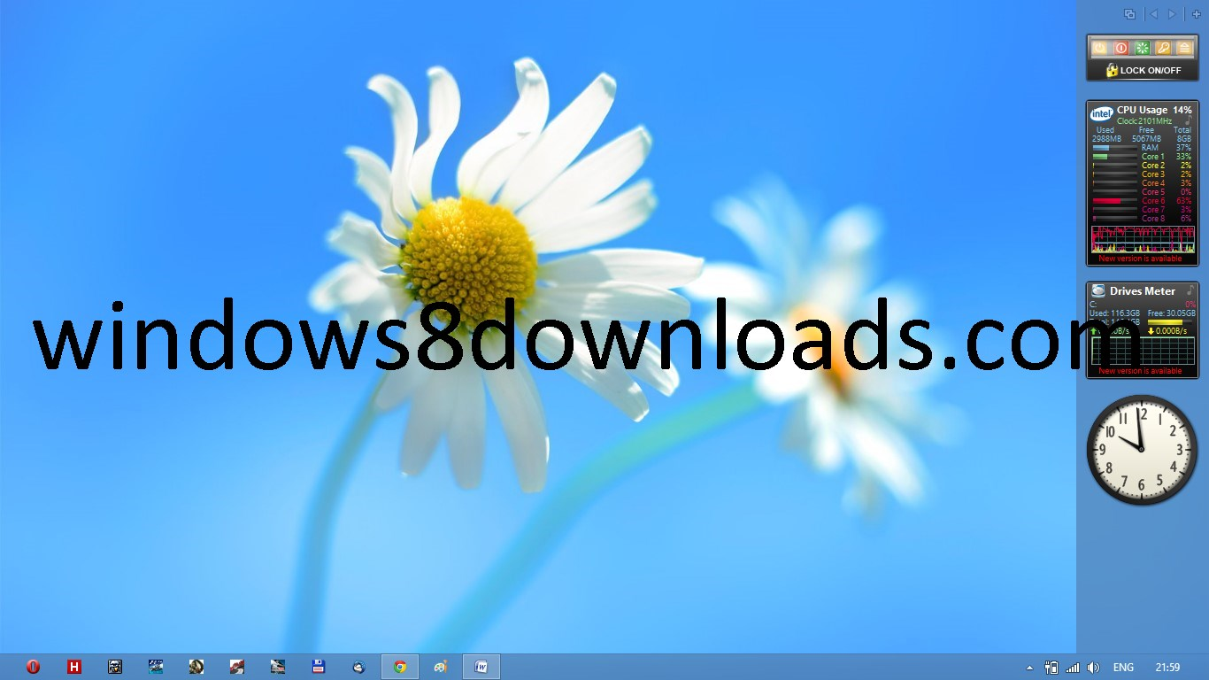 Desktop gadgets for windows 8 pro free download - tuevicoter's diary