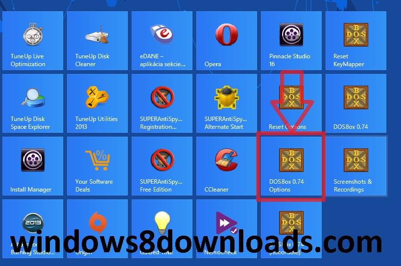 скачать dosbox для windows 7 бесплатно