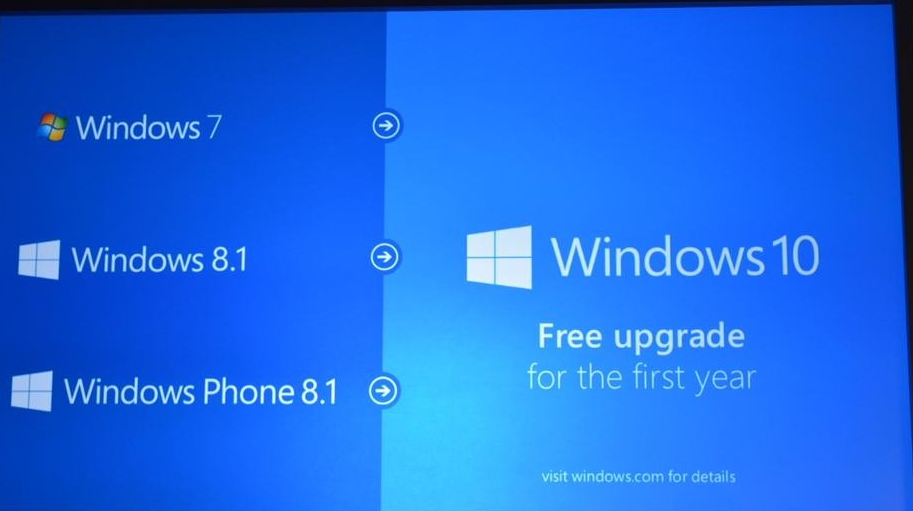 how to install windows 10 from 8.1
